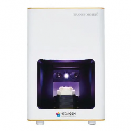 Transformer MegaGen - 3D scanners