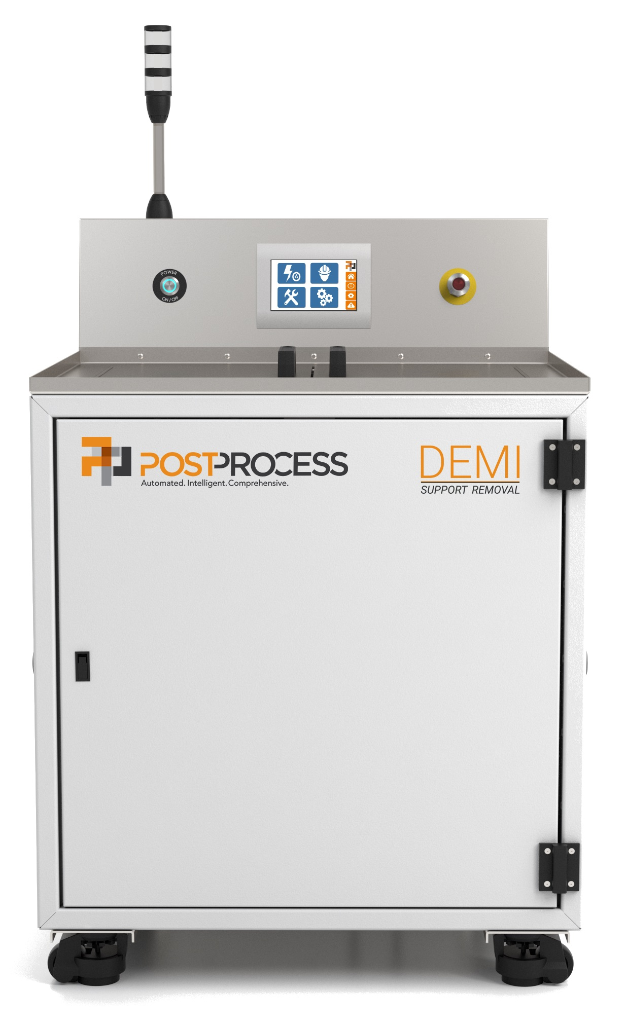 PostProcess™ DEMI™ resin removal solution