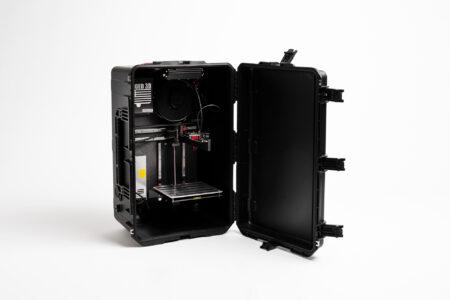 Commuter Series 3D Printer Rugged3D - 3D printers
