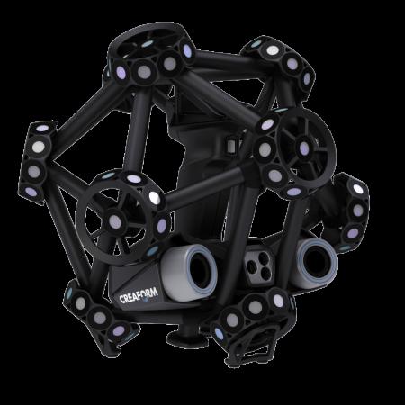 MetraSCAN-R BLACK Elite Creaform - Metrology