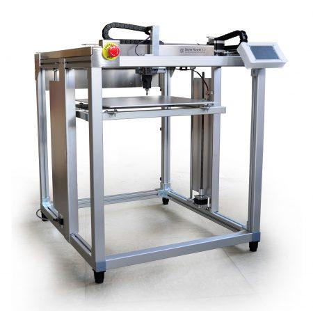 4.0 Multimaterial 3D printer StoneFlower - 3D printers