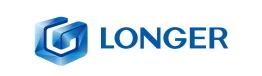Longer 3D logo
