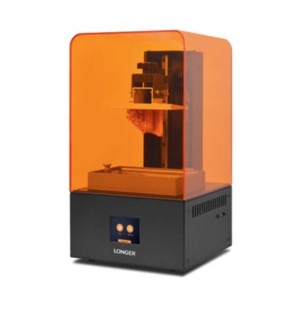 Orange 4K Longer3D - Budget, Resin