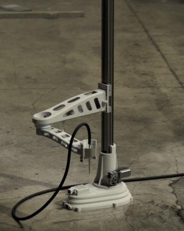 3D PotterBot Scara HD (Heavy Duty) 3DPOTTER - Ceramic, Clay, Construction
