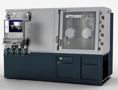 LENS HC-TBR Optomec - Metal