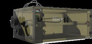 Cultivate3D Elevator