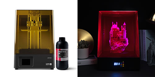 Phrozen Sonic Mighty 4K: XXL resin 3D printing at an affordable price