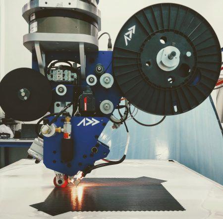 AFP-XS Addcomposites - Continuous fiber