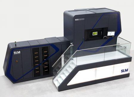 NXG XII 600 SLM Solutions - Metal