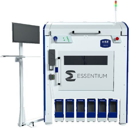 HSE 180•S HT Essentium - High temp, Large format