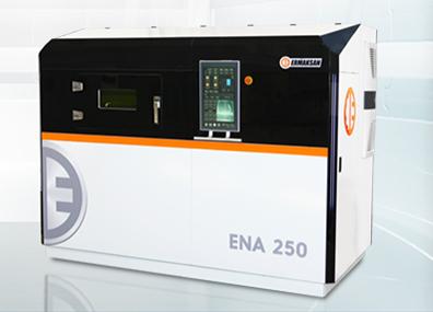 ENA 250 Ermaksan - Metal