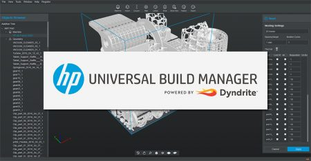 Universal Build Manager HP - AM workflow