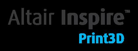 Inspire Print3D Altair - 3D design