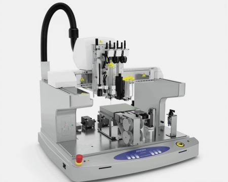 IP-500 Desktop Dispenser Infotech Automation - 3D printers