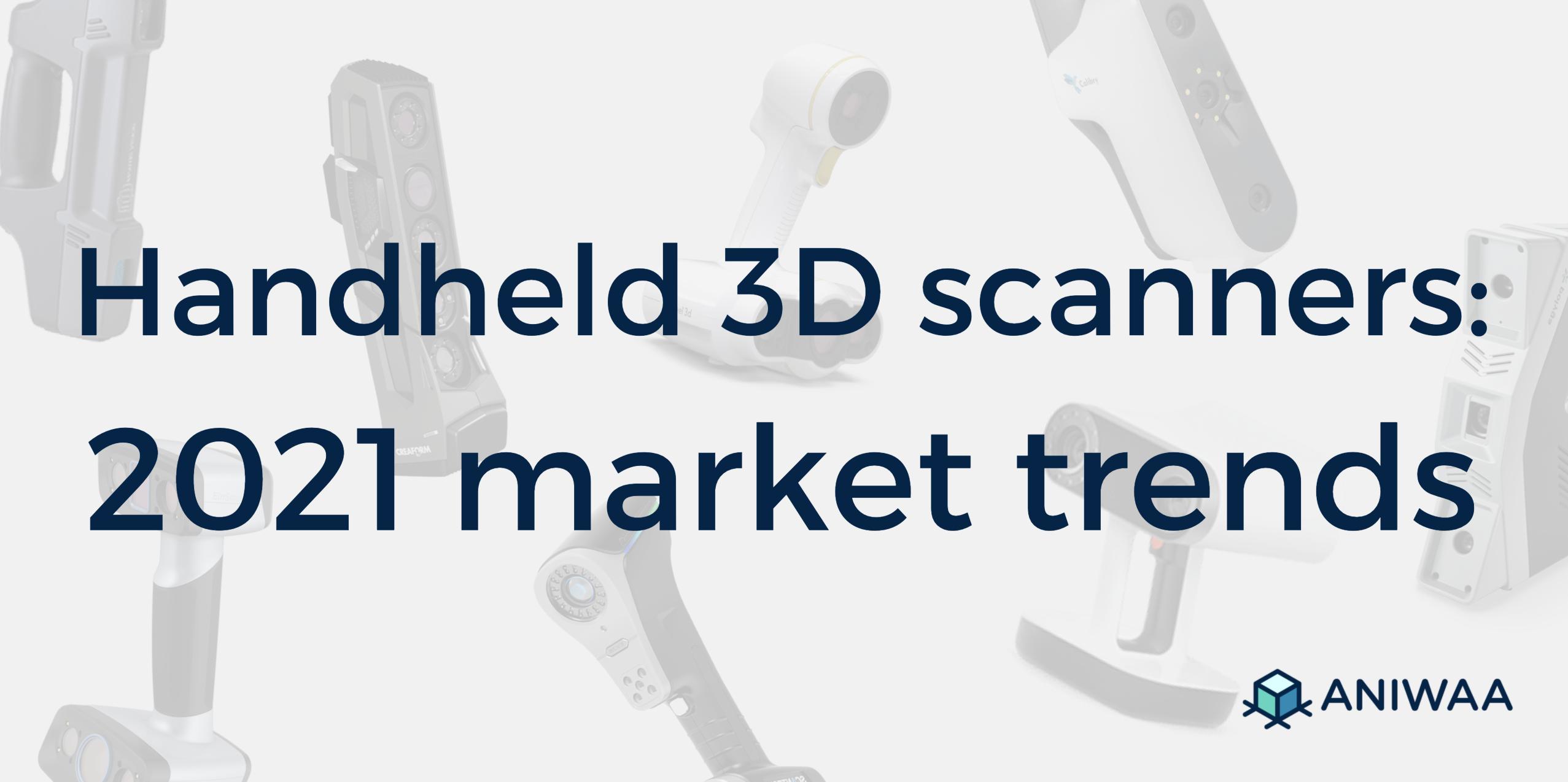 Handheld 3D scanner market trends and key takeaways