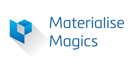Magics Materialise - 3D software