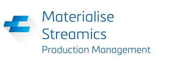 Streamics Materialise - AM workflow