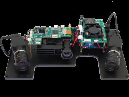 3D Scanner Evaluation (EVM) Kit Polyga - 3D scanners