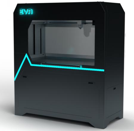 EVA Namma - Hybrid manufacturing, Large format, Metal