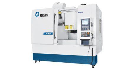 D 800 Romi - Hybrid manufacturing, Metal
