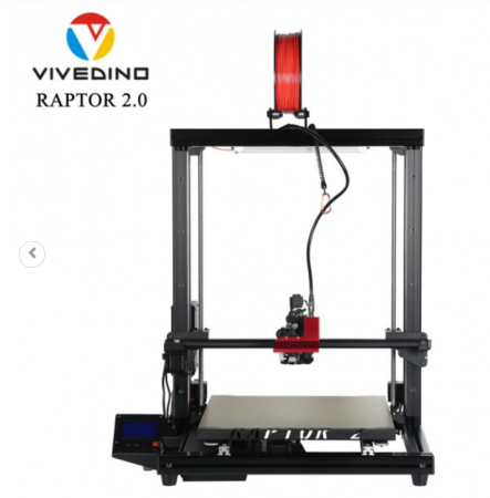 VIVEDINO Raptor 2.0 FORMBOT - Large format