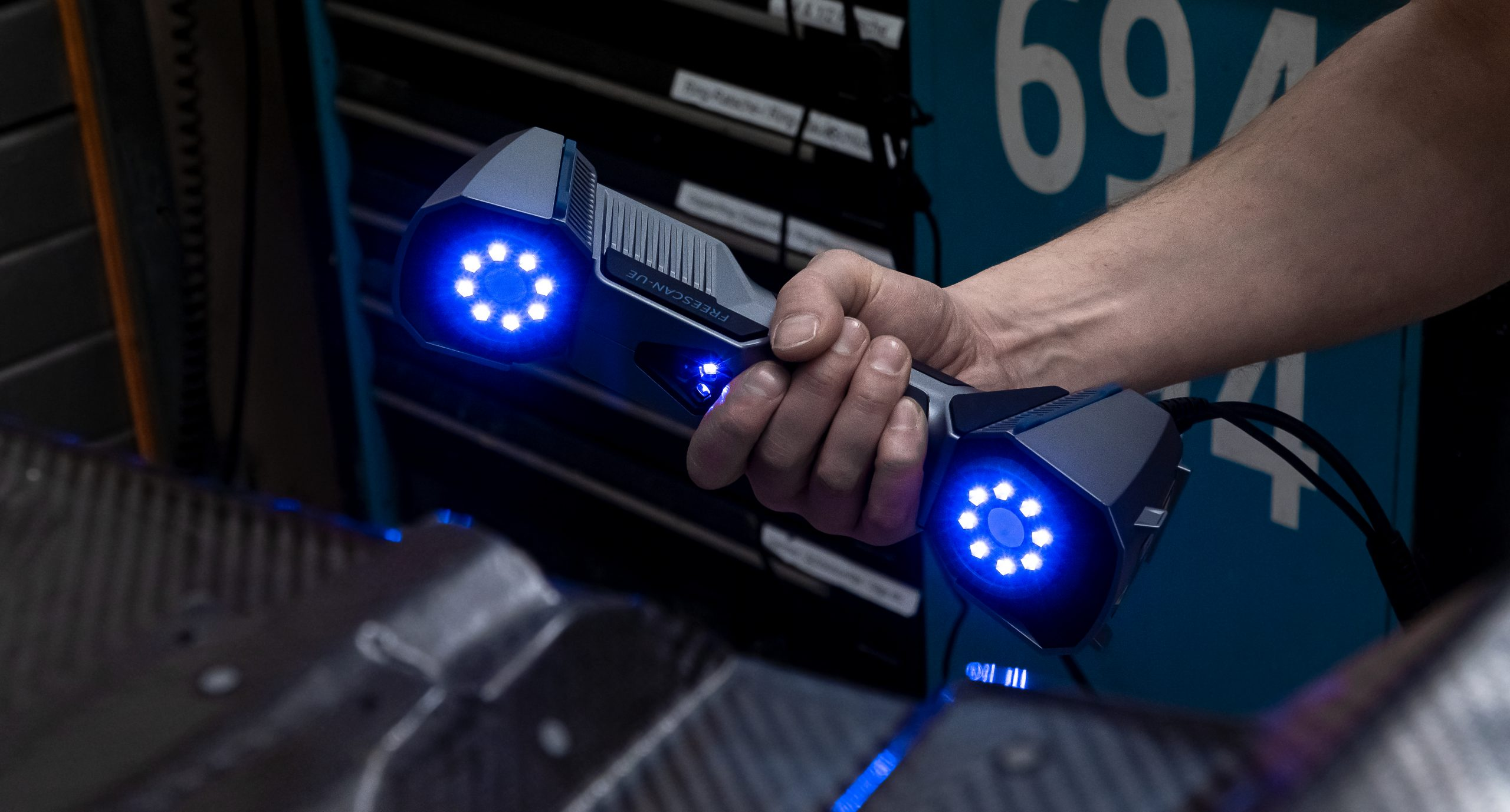 FreeScan UE Shining 3D - 3D scanners