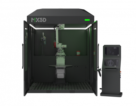 M1 MX3D - Metal