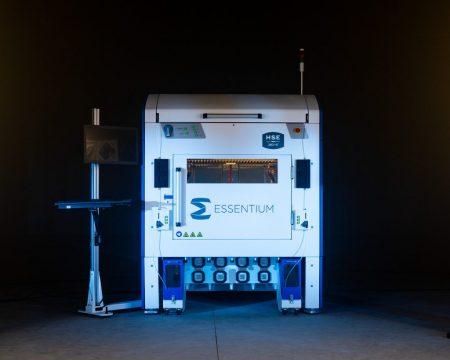 HSE 280i HT Essentium - 3D printers