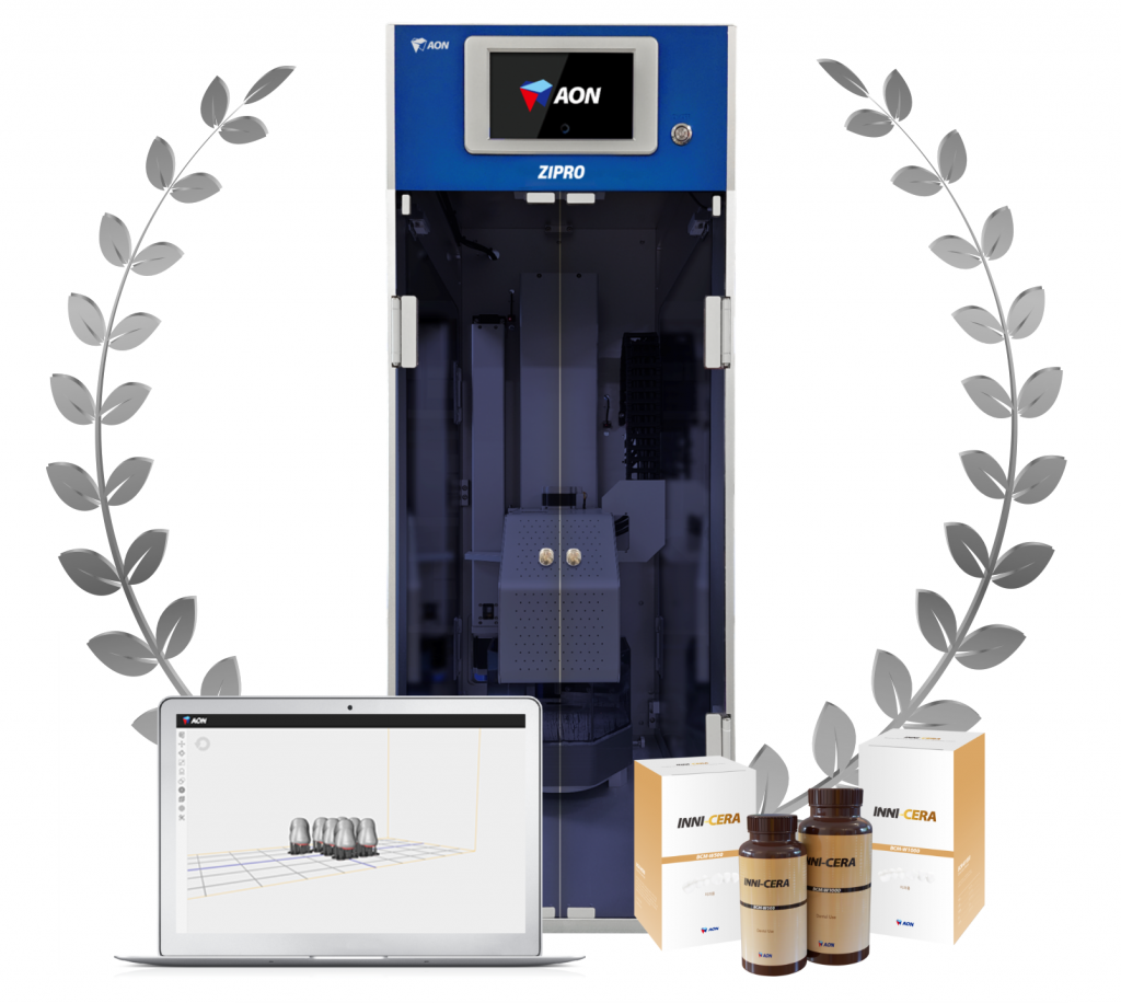 AON ZIPRO premium dental 3D printer
