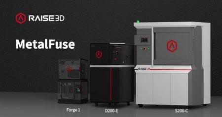 Forge 1 Raise3D - Metal