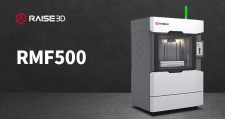 RMF 500 Raise3D - Large format