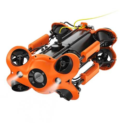 Chasing M2 PRO professional 4K underwater camera drone