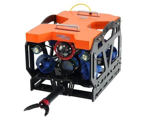 Blueye Robotics PIONEER drone étanche aquatique