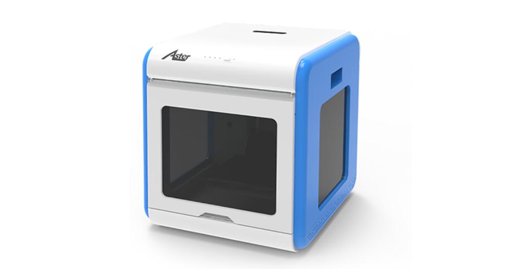 Aster3D cloud 3D printing