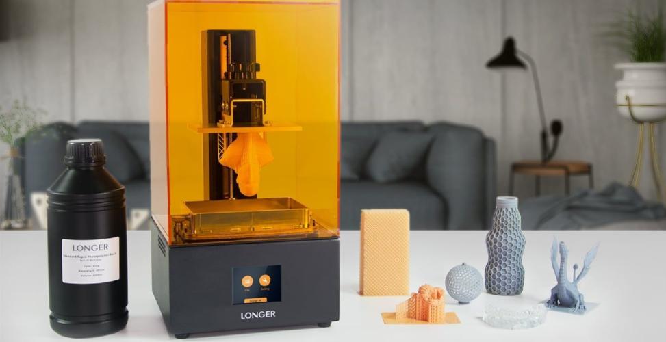 cheap resin 3D printers