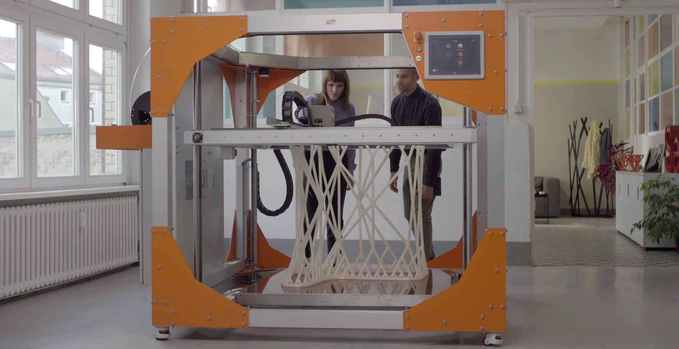 Largest 3D printers