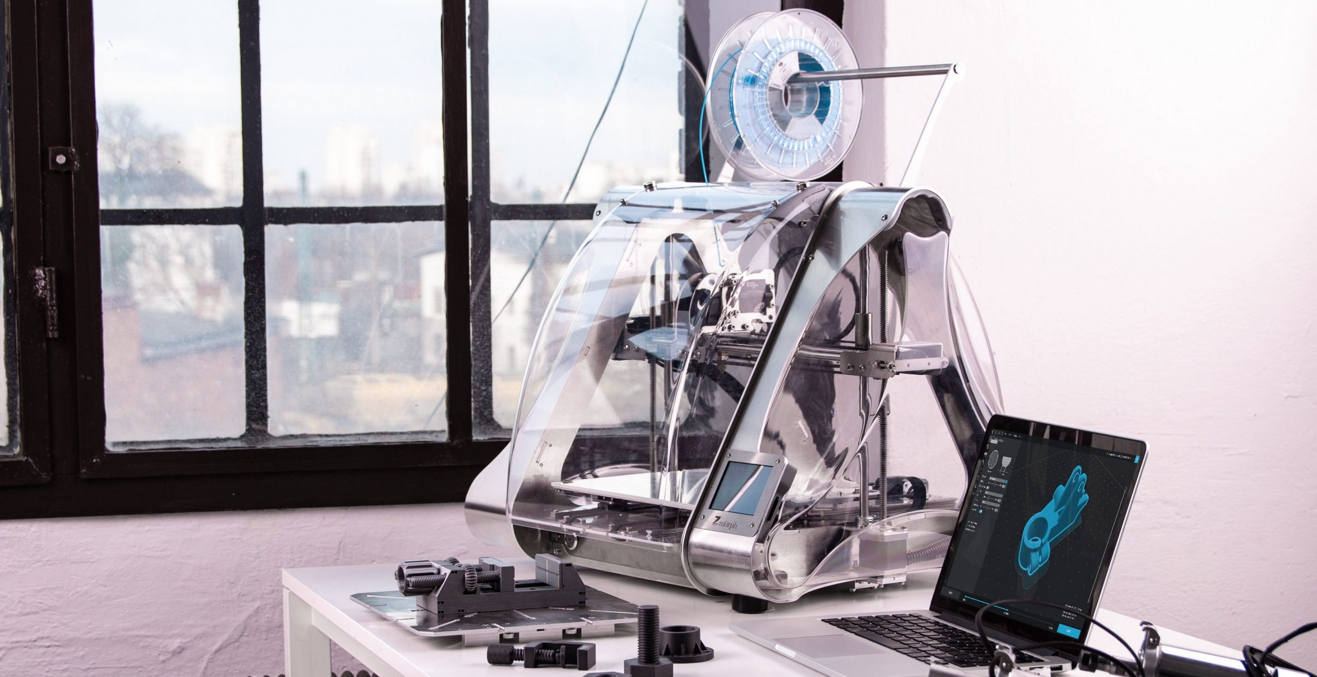 all-in-one 3D printers