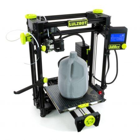 TAZ SideKick LulzBot - 3D printers