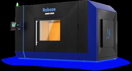 ARGO 1000 Roboze - 3D printers