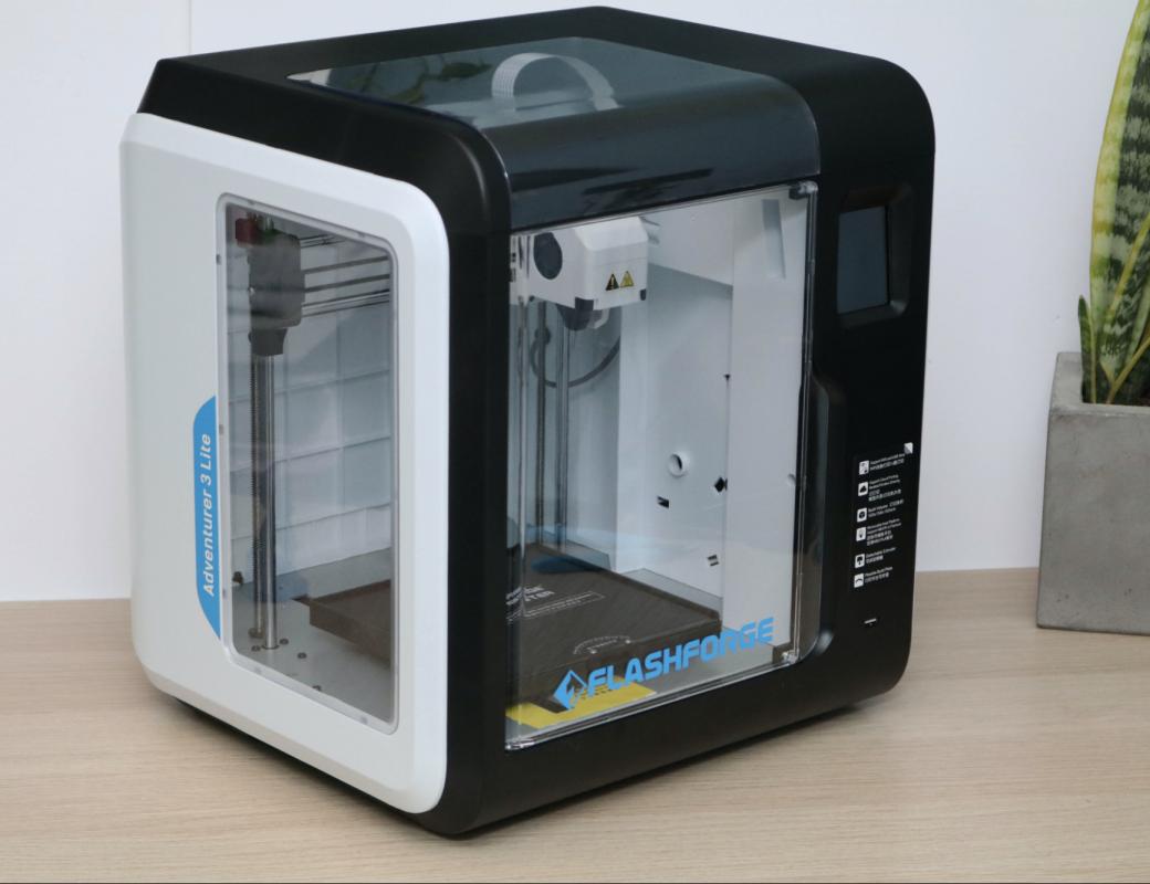 Adventurer 3: a plug-n-play 3D printer for everyone