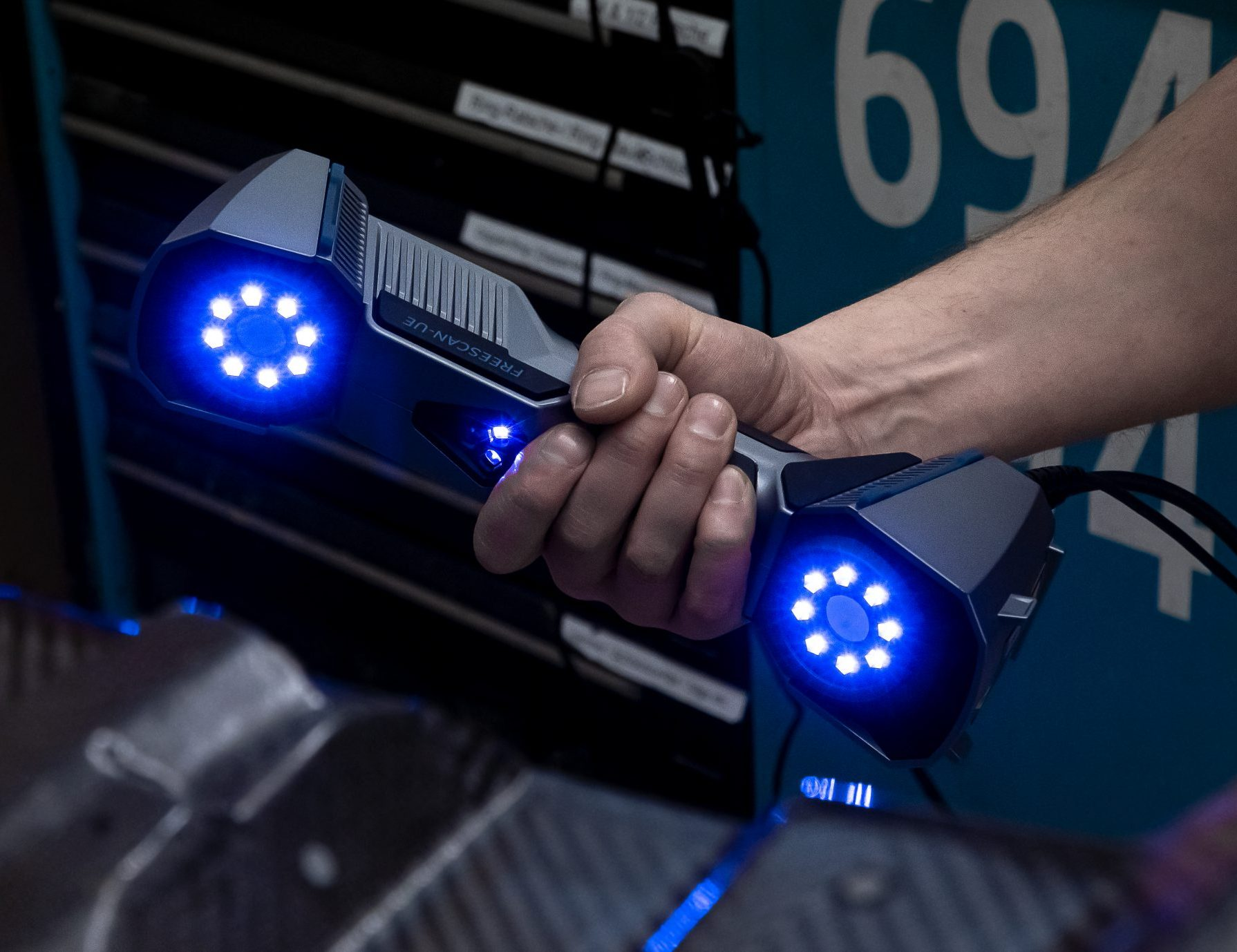 Next-gen Shining 3D FreeScan series: meet the new UE7 and UE11 handheld laser 3D scanners for metrology