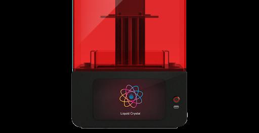 Photocentric Liquid Crystal High-Res (LCHR) resin 3D printer