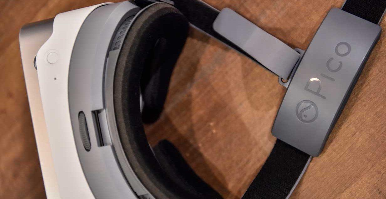 Pico Goblin review: standalone VR headset