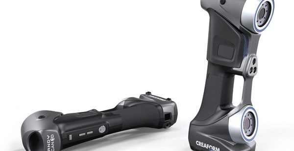 Test and review of the Creaform HandySCAN 700, a high end portable 3D scanner