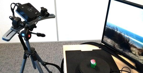The Open Technologies Scan In a Box – FX, a desktop 3D scanner