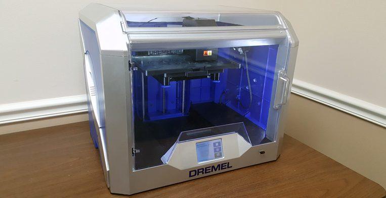 The Dremel 3D40 Idea Builder, a great 3D printer for the classroom