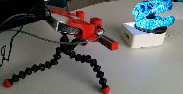 Reviewing the Rangevision Smart, an affordable desktop 3D scanner