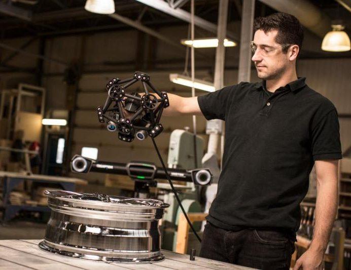 The Creaform MetraSCAN 3D: the ultimate metrology 3D scanner