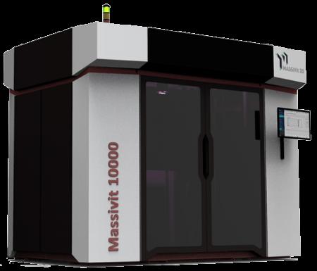 Massivit 10000 MASSIVit 3D - 3D printers