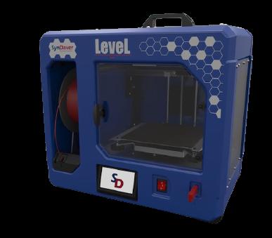 LeveL SynDaver - 3D printers